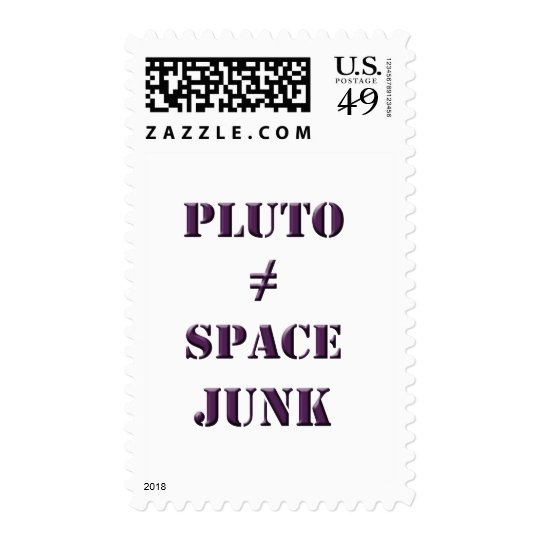 Space Junk Postage