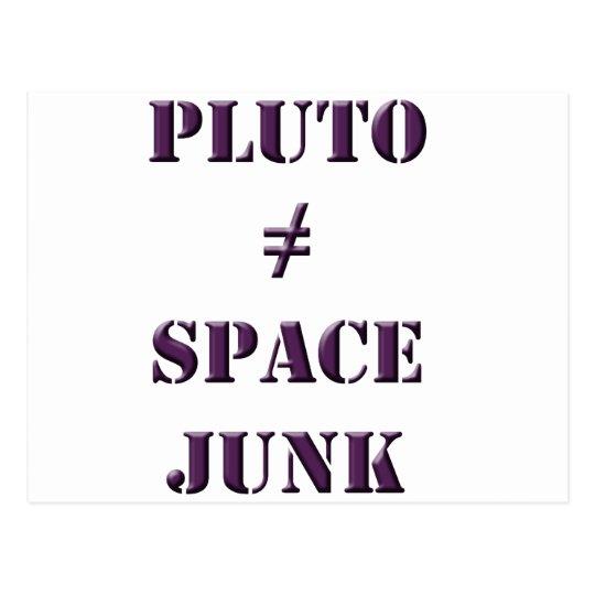 Space Junk Postcard
