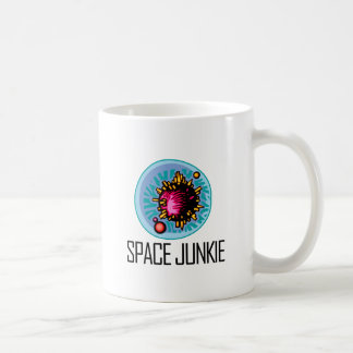 Space Junkie Asteroid Coffee Mugs
