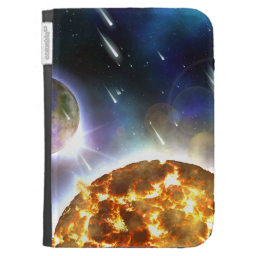 Space Kindle Covers