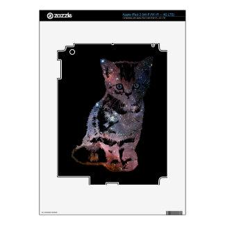 Space Kitten Skin For iPad 3