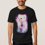 Space Kitten With Inverted cross Shirt