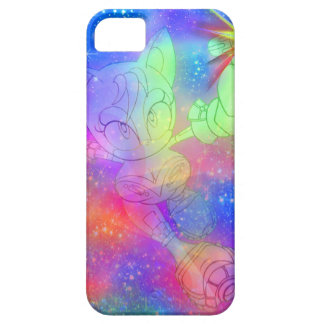 Space Kitty iPhone 5 Cases