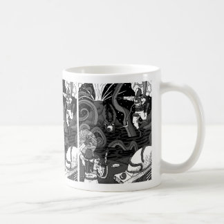 Space Kraken Mug
