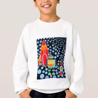 Space Landing Sweatshirt