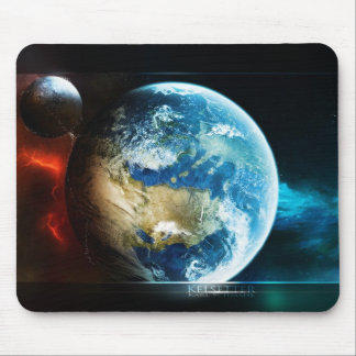 Space Lanes on Skeletter Mousepad
