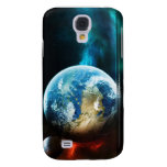 Space Lanes on Skeletter Samsung Galaxy S4 Cases