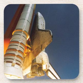 Space lanzadera take apagado