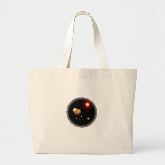 space large tote bag