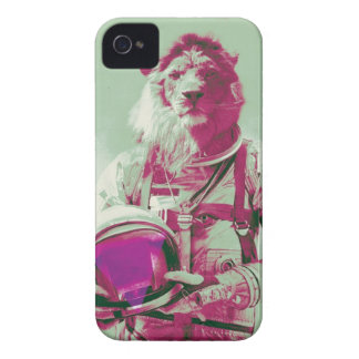 space lion iPhone 4 case