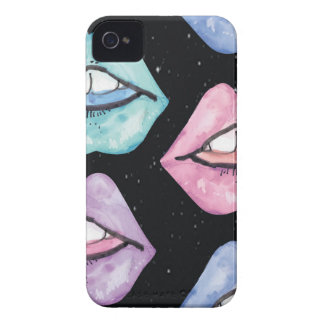 SPACE LIPS Case-Mate iPhone 4 CASE