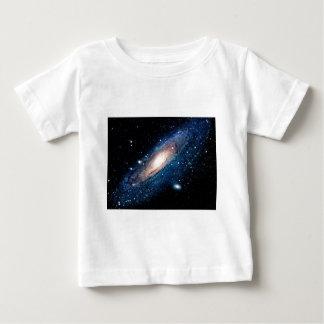 Space m31 spyral galaxy baby T-Shirt