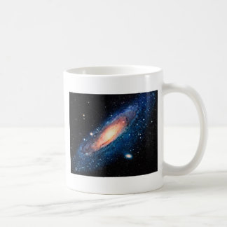 Space -m31 spyral galaxy coffee mug