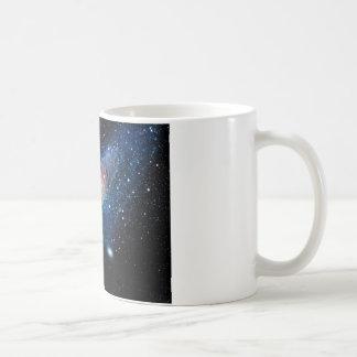Space m31 spyral galaxy coffee mug