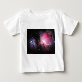 Space M42  Great Orion Nebula  Ghost Nebula Baby T-Shirt