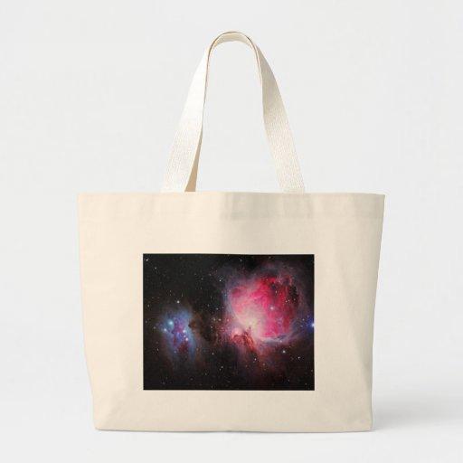Space M42  Great Orion Nebula  Ghost Nebula Bag