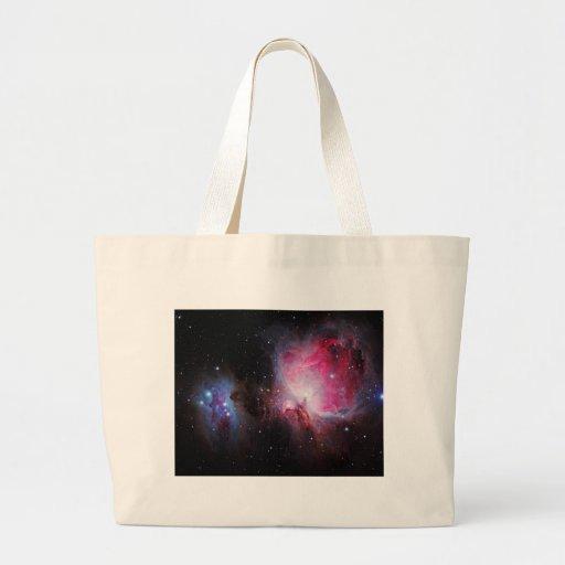 Space M42  Great Orion Nebula  Ghost Nebula Bags