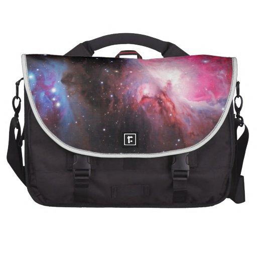 Space M42  Great Orion Nebula  Ghost Nebula Computer Bag