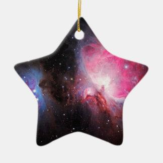 Space M42  Great Orion Nebula  Ghost Nebula Ornaments