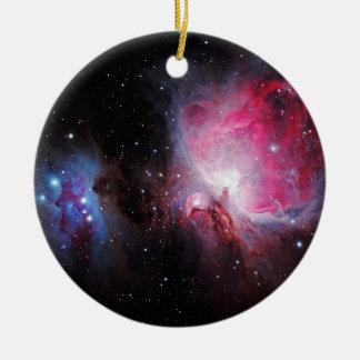 Space M42  Great Orion Nebula  Ghost Nebula Ornament