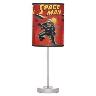 Space Man Table Lamp