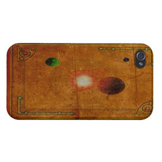 Space Map 031 iPhone 4/4S Covers