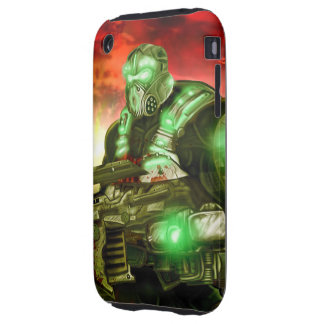 Space Marine iPhone 3G/3GS Case-Mate Tough™ Tough iPhone 3 Cover