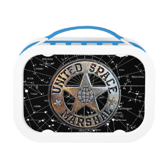 Space Marshal Lunch Box