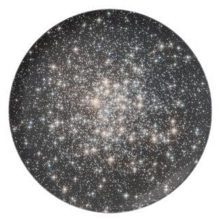Space Melamine Plate