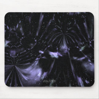 Space Meld Mouse Pad