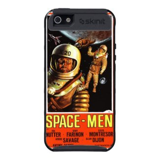 """Space-Men"" iPhone Case Case For iPhone 5"