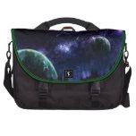 space metor shower laptop bags