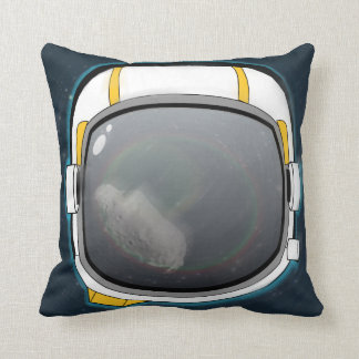 Space Miner Pillow