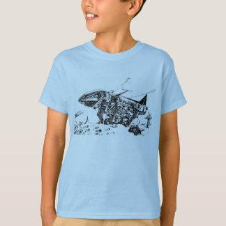 Space mining T-Shirt