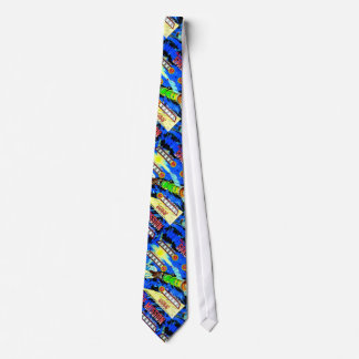 Space Mission Tie