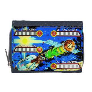 Space Mission Wallets