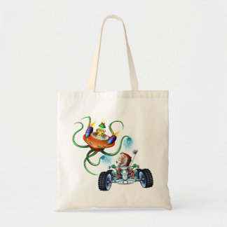 Space monkey bag