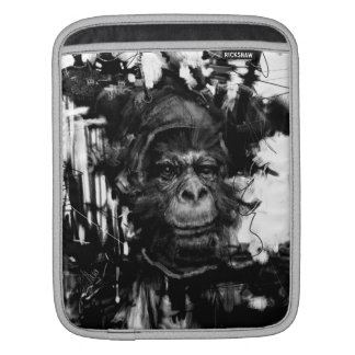 Space Monkey... iPad Sleeves