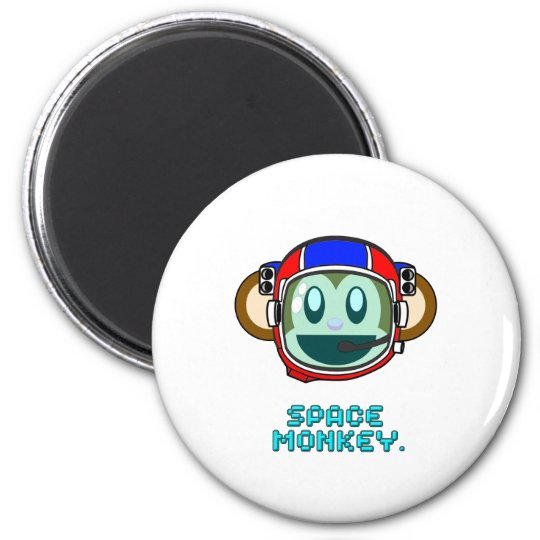 space monkey magnet
