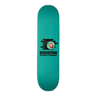 Space Monkey Skateboard Deck