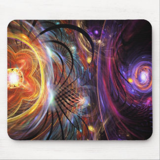 Space Mouse Pad