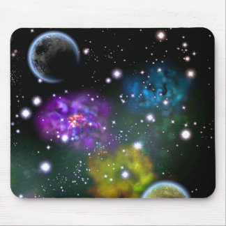 Space Mouse Pads