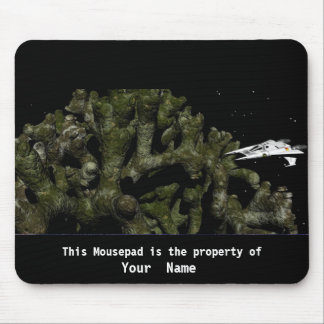Space? Mousepad Mousepads