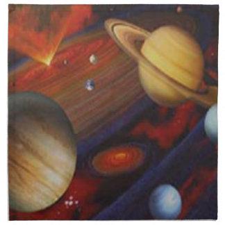 Space Napkins
