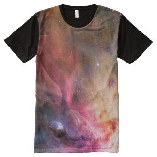Space Nebula All-Over-Print Shirt