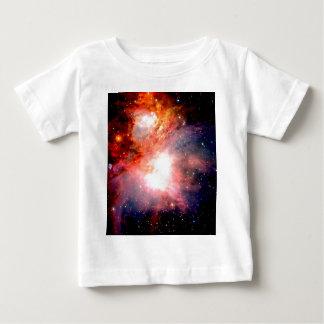 Space Nebula Baby T-Shirt