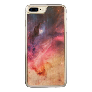 Space Nebula Carved iPhone 7 Plus Case