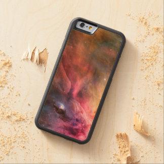 Space Nebula Carved® Maple iPhone 6 Bumper