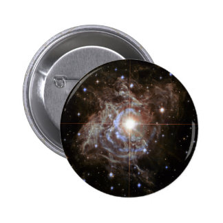 Space Nebula - Cepheid Variable Star RS Puppis Button