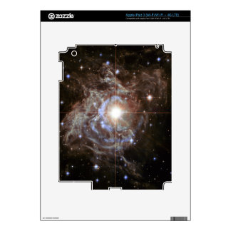 Space Nebula - Cepheid Variable Star RS Puppis Decal For iPad 3